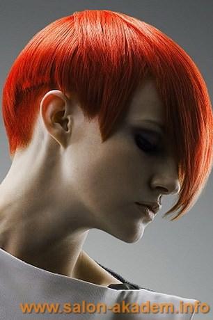 Креативные стрижки волос фото