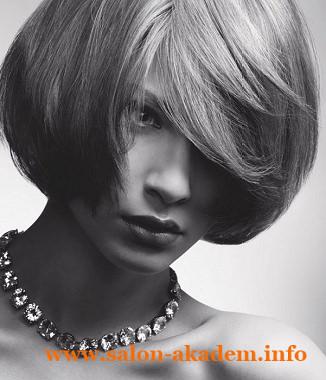Стрижка волос боб