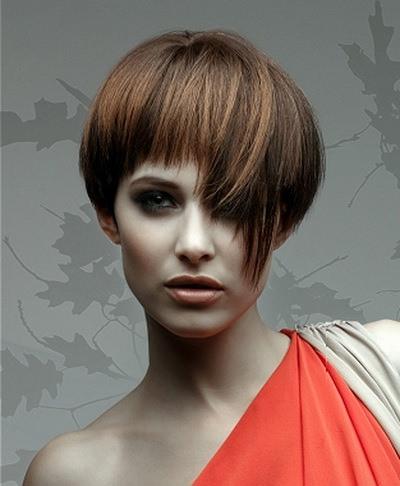 Женская прическа на короткие волосы картинки 10