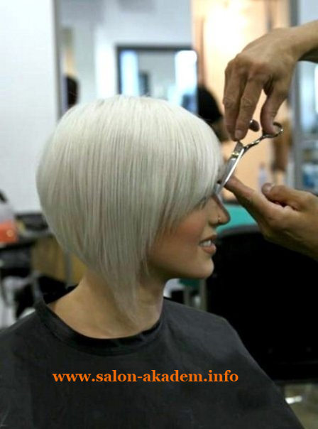 маникюр косы фото