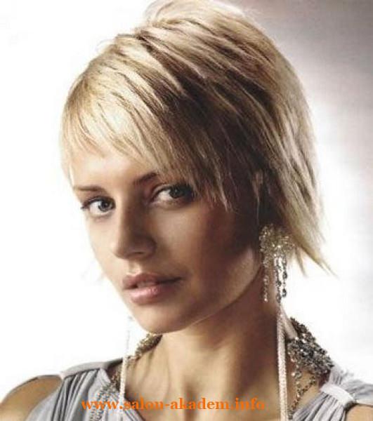 Стрижка каскад на короткие волосы фото варианты