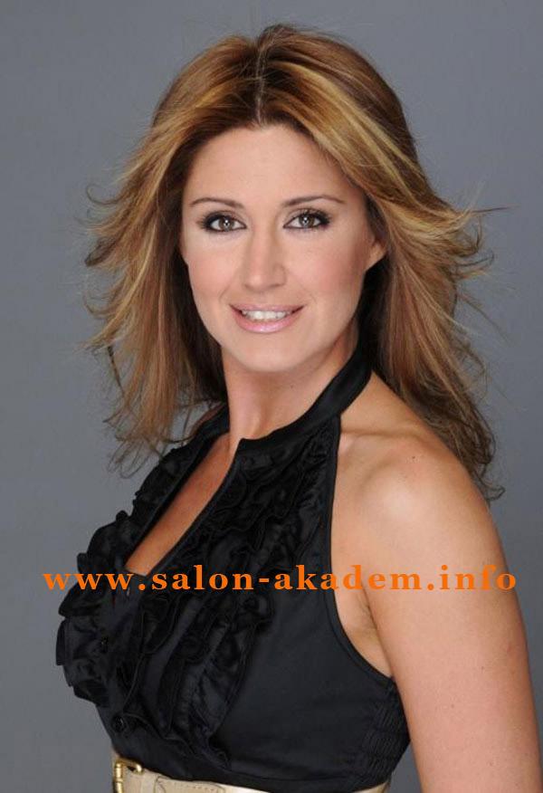 Стрижка итальянка фото на средние волосы