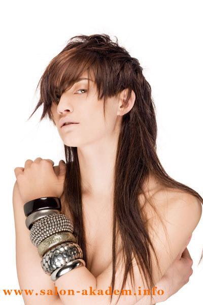 Прическа шапочка женская на длинные волосы фото
