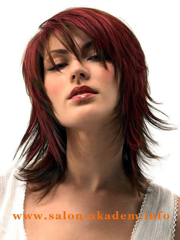 Итальянка стрижка женская на короткие волосы фото