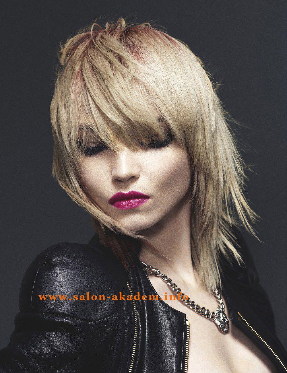 Фото женские стрижки шапочка на средние волосы