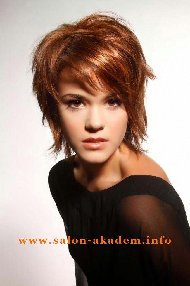 Стрижки на средние волосы для полных девушек фото - 0db