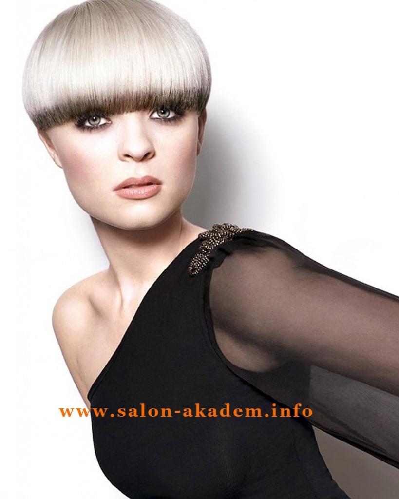 Женская прическа на короткие волосы картинки 16